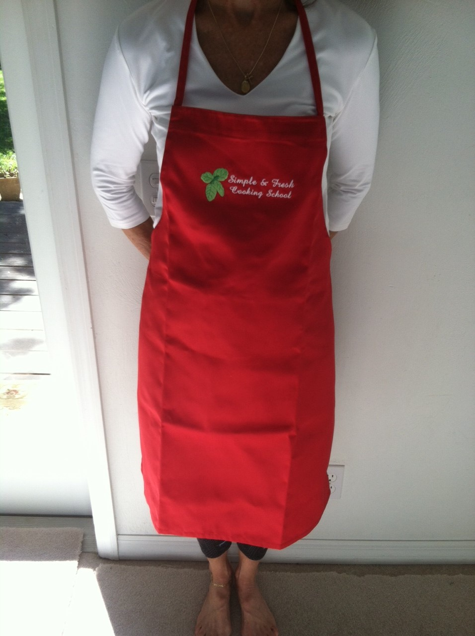 Simple& Fresh Apron